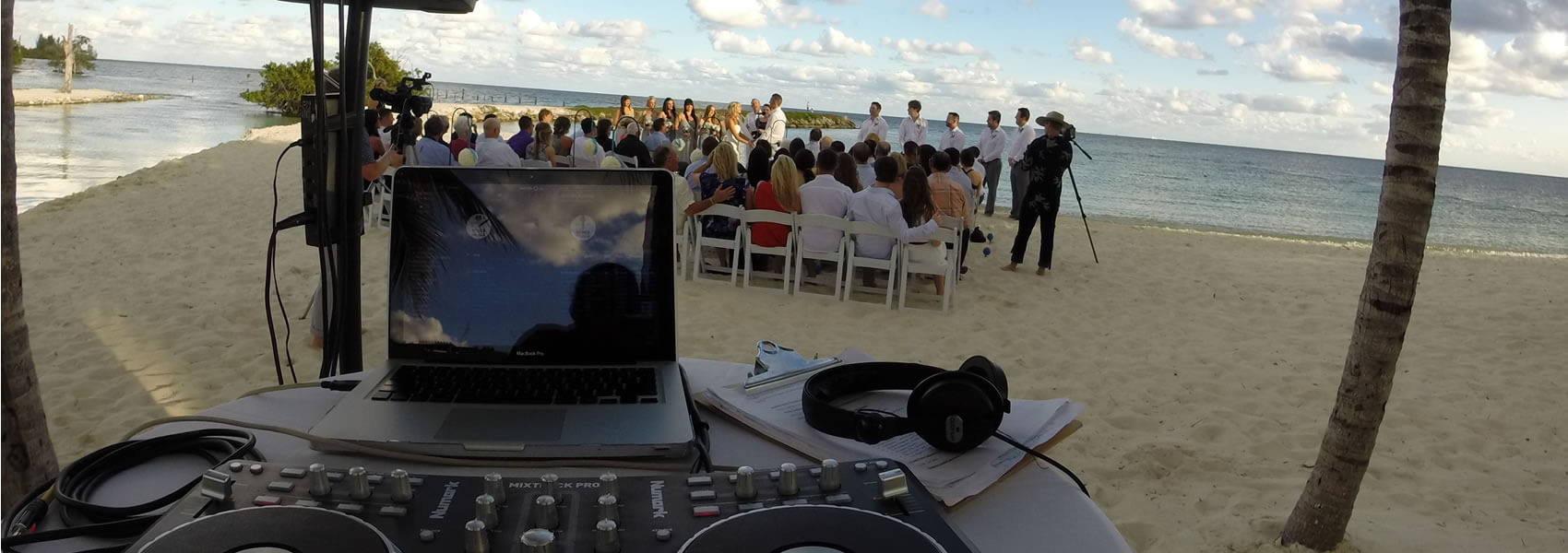 Uno Audio Visual - Ceremony equipment
