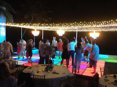 Suggested add-ons - Weddings in the Riviera Maya
